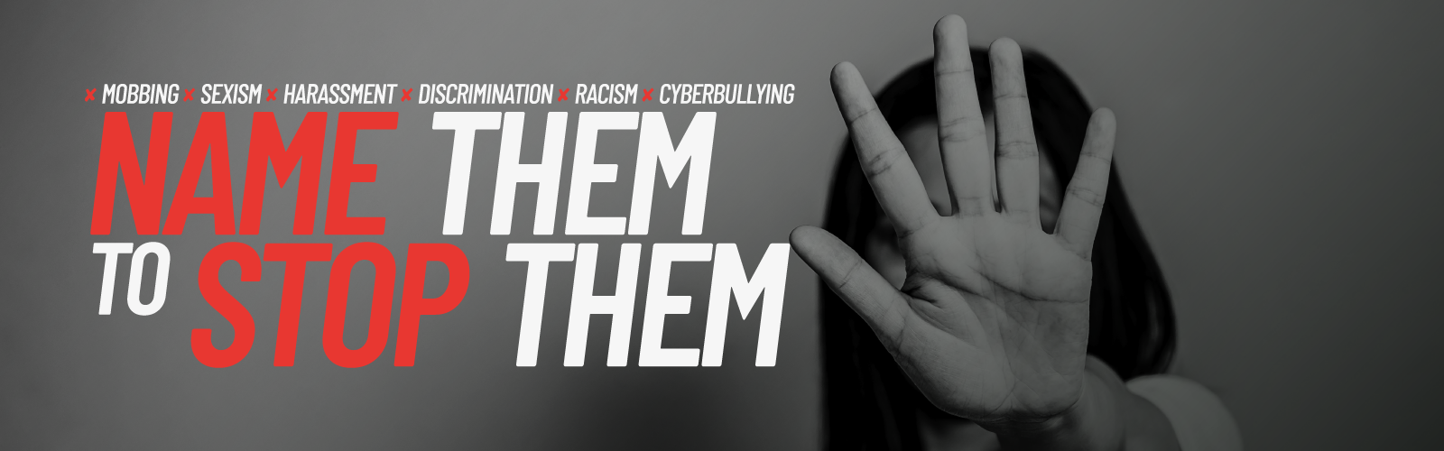 Name them to stop them
